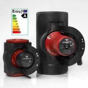 Stromsparende und effiziente Umwälzpumpe von www.grundfos.de (Quelle)