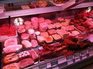 Wurstauswahl und Wurstvariationen beim Fleischer in und um Magdeburg