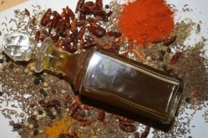 Gewürzmarinieröl leicht selbst hergestellt