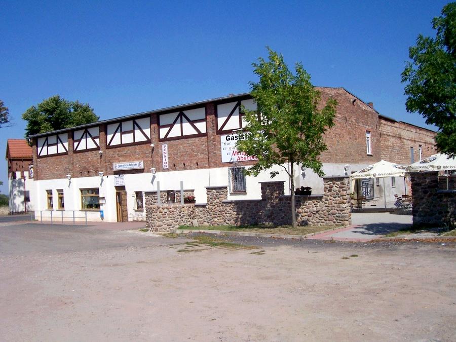 """Die """"Alte Scheune"""" in Ladeburg bei Gommern"""