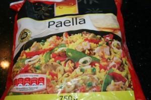 750g Paella von LIDL